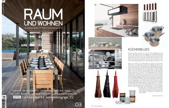 Fluen im Magazin Raum und Wohnen