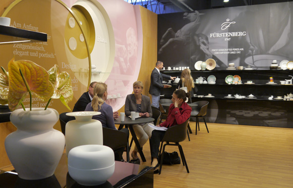 FÜRSTENBERG auf der M&O in Paris