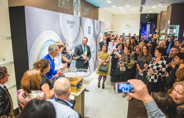 Evnet zur Einführung der Form Fluen bei Domfarfora in Moskau
