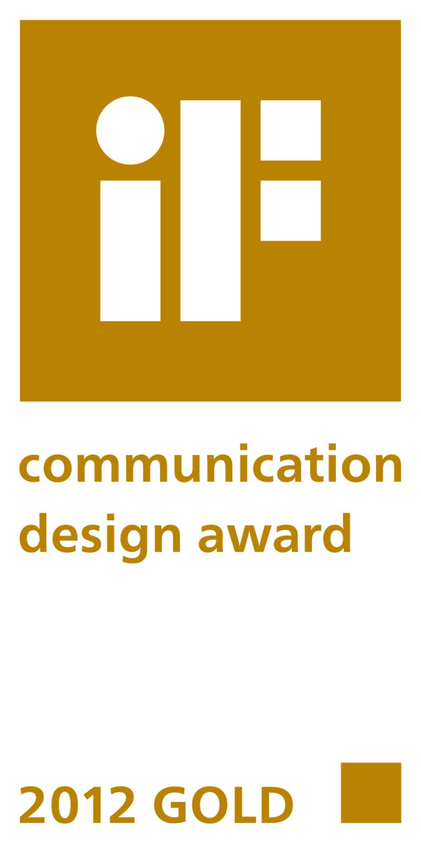 Logo if gold award_FÜRSTENBERG Porzellan