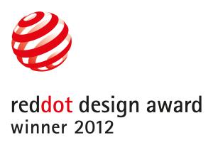 Logo reddot design award 2012_FÜRSTENBERG Porzellan