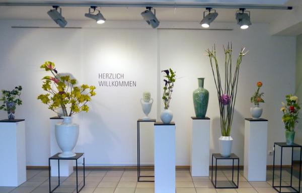Dekoration von Björn Kroner-Salié im Manufaktur Werksverkauf