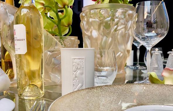 Kooperation mit Lalique