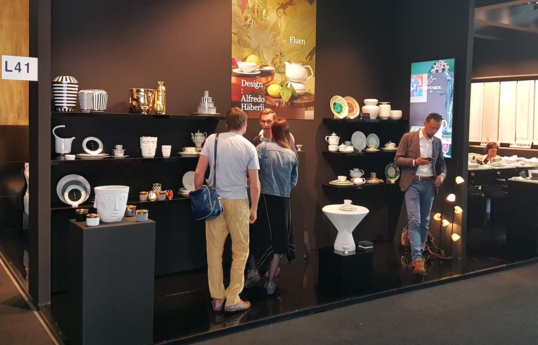 FÜRSTENBERG Salone del Mobile 2018