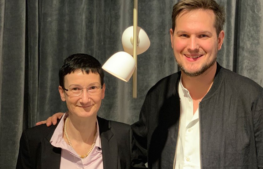 Designer of the year Sebastian Herkner