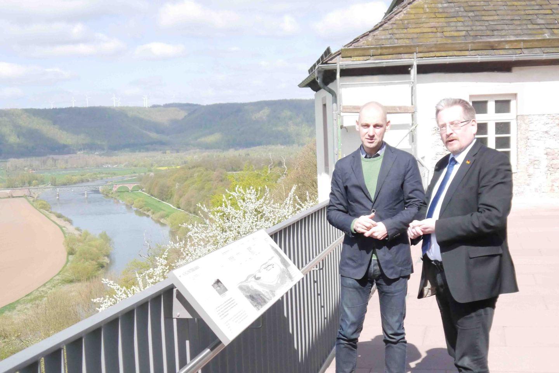 Vietz zu Besuch in Fürstenberg