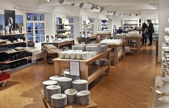 Weiße Wochen im Manufaktur Werksverkauf