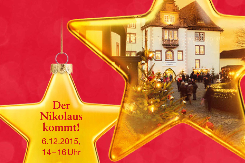 Weihnachtsmarkt 2015_FÜRSTENBERG Porzellan